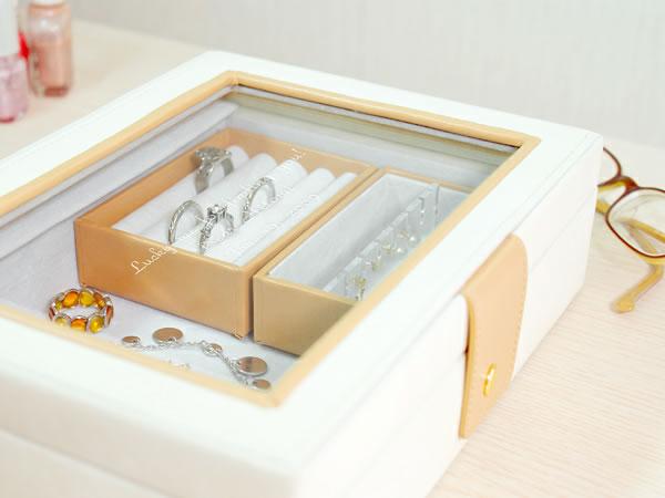 収納 ピアス 収納 ボックス  case0006a